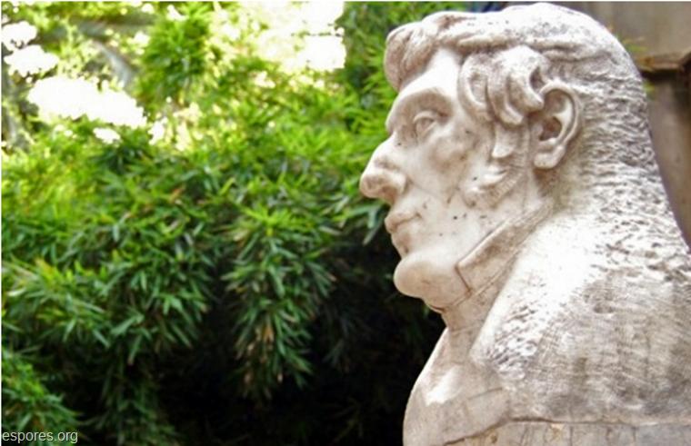 El botánico Simón de Rojas Clemente visitó en 1809 las ruinas de ...