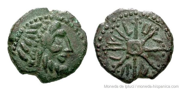 Moneda de Iptuci